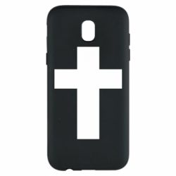 Чохол для Samsung J5 2017 Solid cross