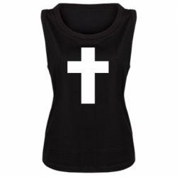 Майка жіноча Solid cross
