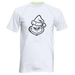 Чоловіча спортивна футболка Сolor Grinch