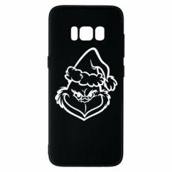 Чохол для Samsung S8 Сolor Grinch