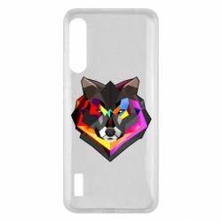 Чохол для Xiaomi Mi A3 Сolorful wolf