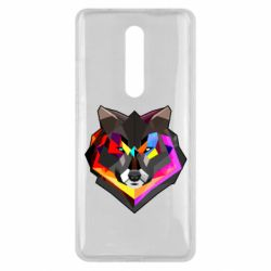 Чехол для Xiaomi Mi9T Сolorful wolf