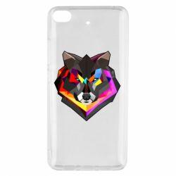 Чехол для Xiaomi Mi 5s Сolorful wolf