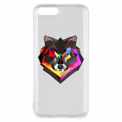 Чехол для Xiaomi Mi6 Сolorful wolf