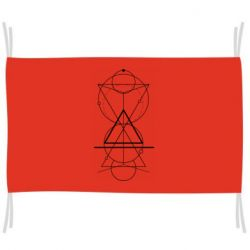 Прапор Сomposition of geometric shapes