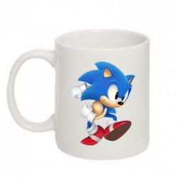 Кружка 320ml Sonic 3d - FatLine