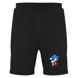 Мужские шорты Sonic 3d - FatLine