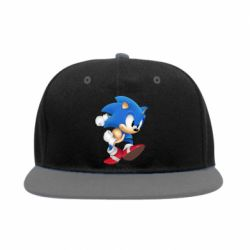 Снепбек Sonic 3d - FatLine