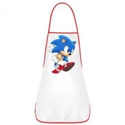 Фартук Sonic 3d - FatLine
