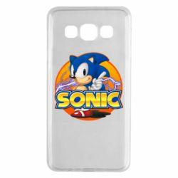 Чохол для Samsung A3 2015 Sonic lightning