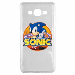 Чохол для Samsung A5 2015 Sonic lightning