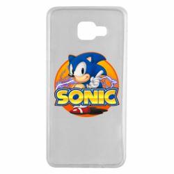 Чохол для Samsung A7 2016 Sonic lightning
