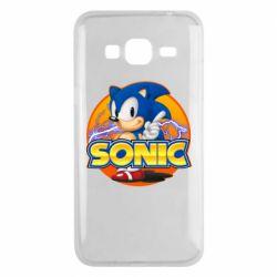 Чохол для Samsung J3 2016 Sonic lightning