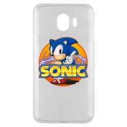 Чохол для Samsung J4 Sonic lightning