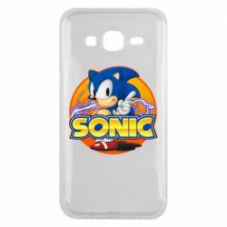 Чохол для Samsung J5 2015 Sonic lightning