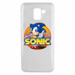 Чохол для Samsung J6 Sonic lightning