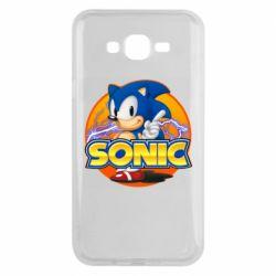 Чохол для Samsung J7 2015 Sonic lightning