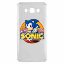 Чохол для Samsung J7 2016 Sonic lightning