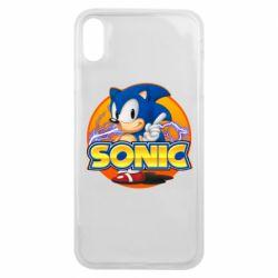 Чохол для iPhone Xs Max Sonic lightning