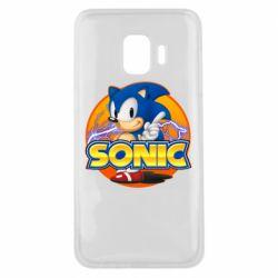 Чохол для Samsung J2 Core Sonic lightning