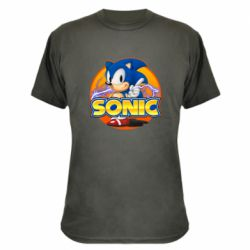 Камуфляжна футболка Sonic lightning
