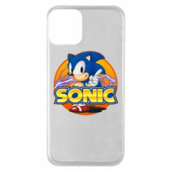 Чохол для iPhone 11 Sonic lightning