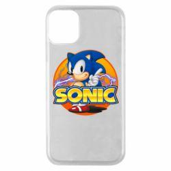 Чохол для iPhone 11 Pro Sonic lightning