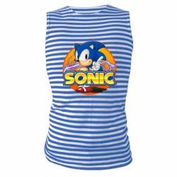 Майка-тільняшка Sonic lightning