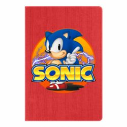 Блокнот А5 Sonic lightning
