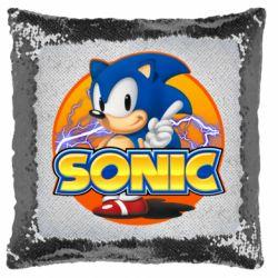 Подушка-хамелеон Sonic lightning