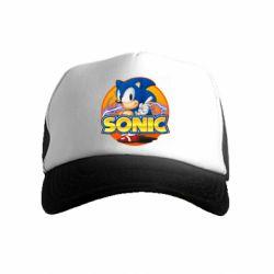 Дитяча кепка-тракер Sonic lightning