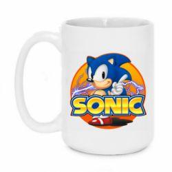 Кружка 420ml Sonic lightning