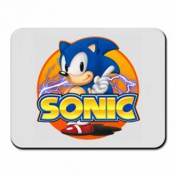 Килимок для миші Sonic lightning