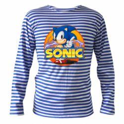 Тільник з довгим рукавом Sonic lightning