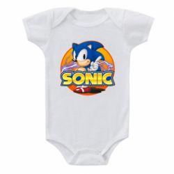 Дитячий бодік Sonic lightning