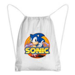 Рюкзак-мішок Sonic lightning