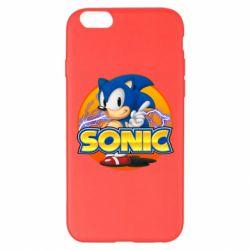 Чохол для iPhone 6 Plus/6S Plus Sonic lightning