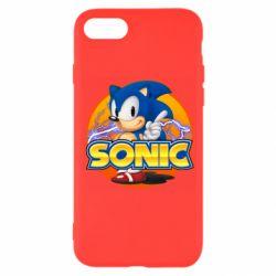 Чохол для iPhone 7 Sonic lightning