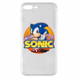 Чохол для iPhone 7 Plus Sonic lightning