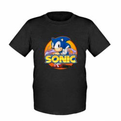Дитяча футболка Sonic lightning