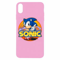 Чохол для iPhone X/Xs Sonic lightning