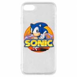 Чохол для iPhone 8 Sonic lightning