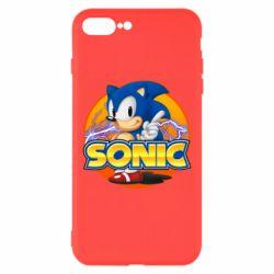 Чохол для iPhone 8 Plus Sonic lightning