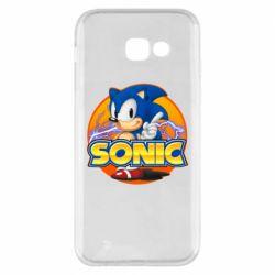 Чохол для Samsung A5 2017 Sonic lightning