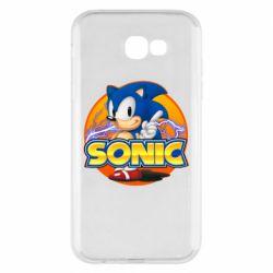 Чохол для Samsung A7 2017 Sonic lightning