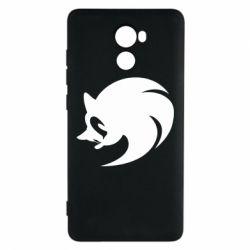 Чехол для Xiaomi Redmi 4 Sonic logo