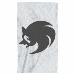 Полотенце Sonic logo