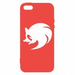 Чехол для iPhone5/5S/SE Sonic logo