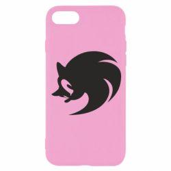Чехол для iPhone 8 Sonic logo