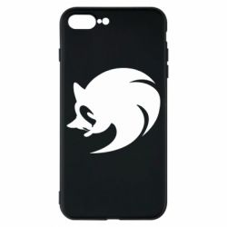 Чехол для iPhone 8 Plus Sonic logo